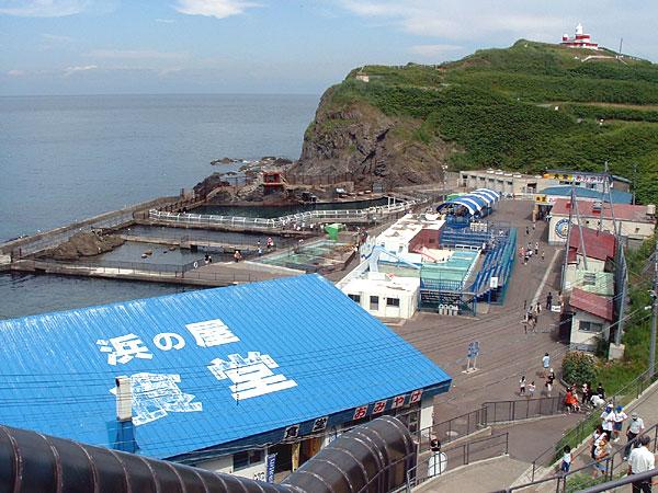 小樽水族館写真画像1 その2 海獣公園