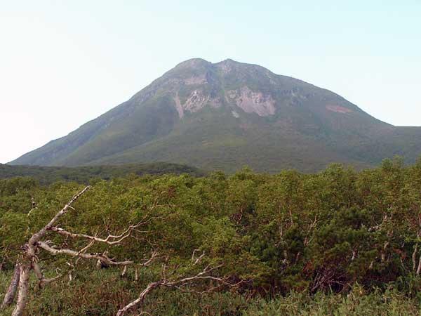 北海道風景写真画像 知床 羅臼岳