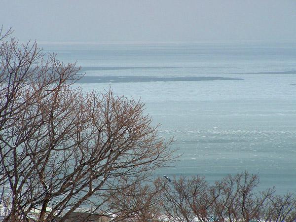 北海道風景写真画像 紋別市の流氷2